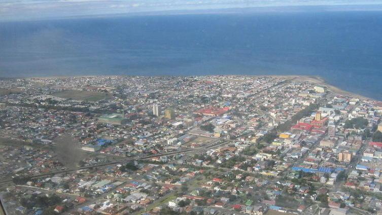 Магелланов пролив в Пунта-Аренас