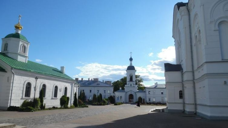 Спасо-Евфросиньевский монастырь
