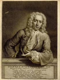 Йоханнес Бурман, 1736, иллюстрация из книги «Thesaurus zeylanicus»