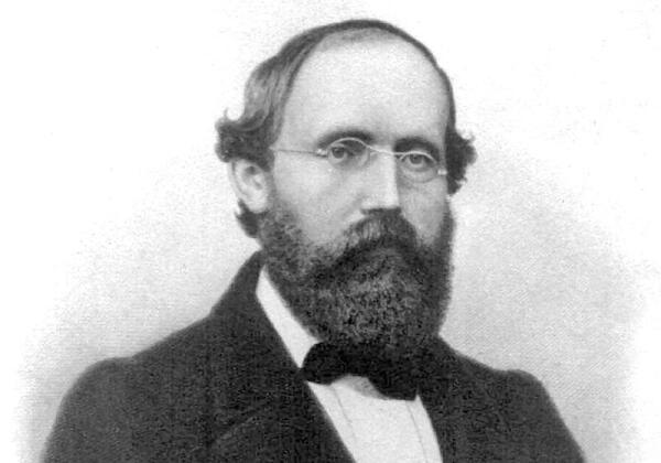 Бернхард Риман. Кто создал эллиптическую геометрию?