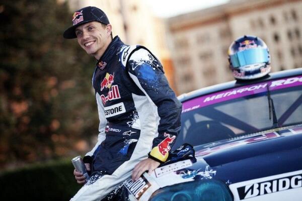 Кто из пилотов команды Red Bull стал партнером бренда Old Spice в России?