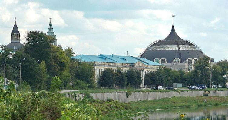 Дом Андрея Родионовича Баташева в Туле