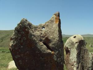 Что такое звучащие камни? Караундж, Армения