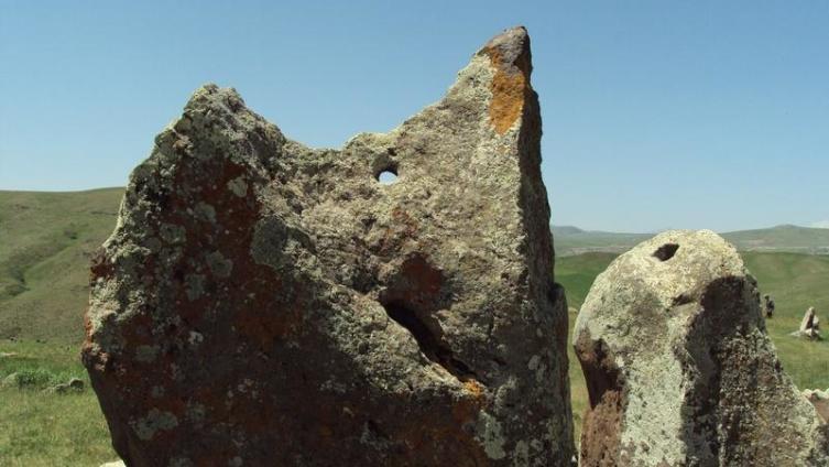 Поселение «Зорац Карер», обсерватория «Караундж»