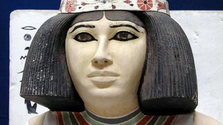 Египетская принцесса Нофрет.
