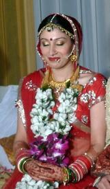 Индийская невеста.