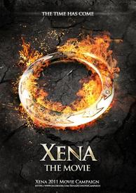 Постер Xena Movie Campaign