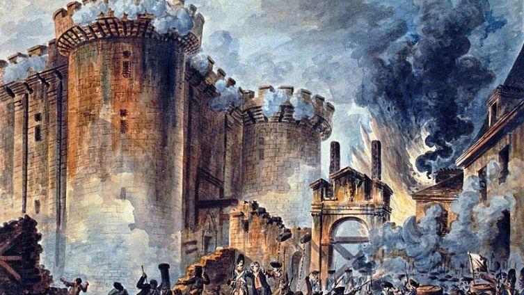 «Взятие Бастилии»