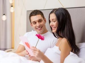 Лишены ли мужчины романтики?