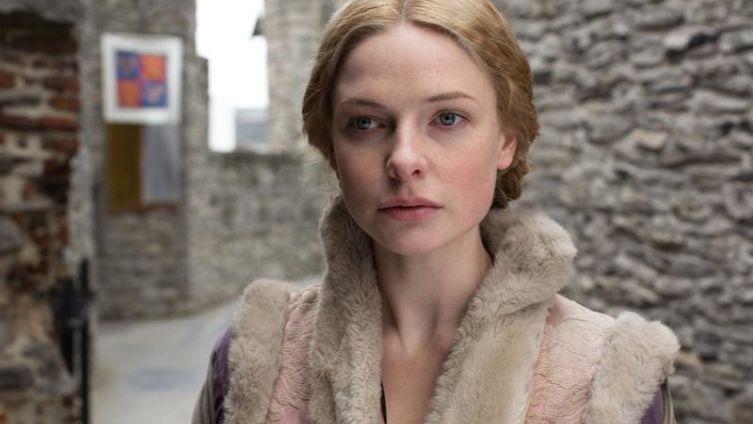 Кадр из сериала «Белая королева»