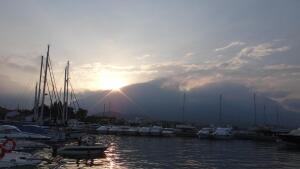 Как и где путешествовать с семьей на парусной яхте по Турции?