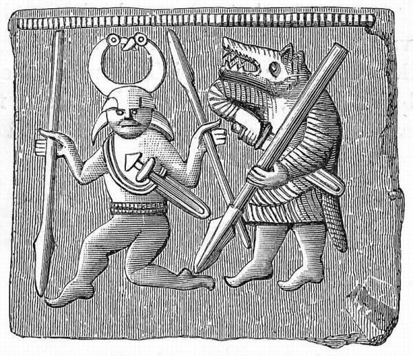 Викинги-берсерки