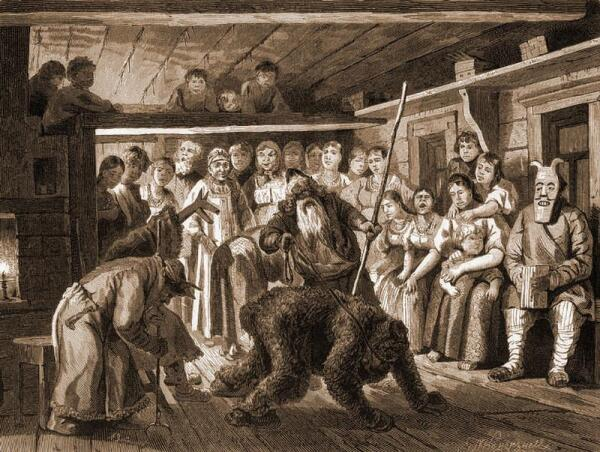 Как слова «русский» и «медведь» стали чуть ли не синонимами?