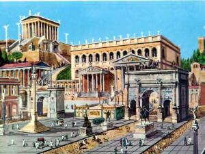 Что вы помните из истории Древнего Рима?