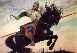 Знакомы ли вам легенды и были земли русской?