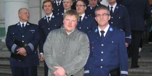 Как стать финским полицейским? Часть I