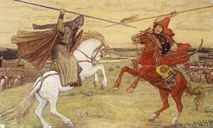 Кто противостоял Орде на Куликовом поле?