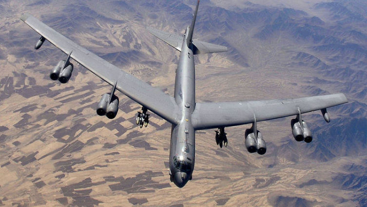 Боинг B-52 «Стратофортресс»