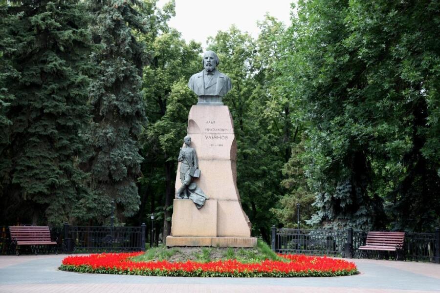 Часовня блаженного Андрея Симбирского