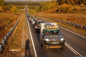 Как проходил российский этап экспедиции «Trans-Scandinavia»? Личные впечатления