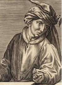 Ван Эйк, портрет работы Лампсониуса