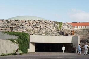 Финляндия. Чем интересна церковь Темппелиаукио в Хельсинки?