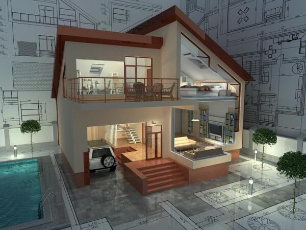 О пользе и разнообразии натяжных потолков. Какой потолок подходит вашему дому?
