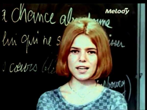 Как «восковая кукла» Франс Галль спела про неприличные «леденцы»?