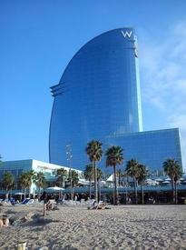 Гостиница Arts Barcelona