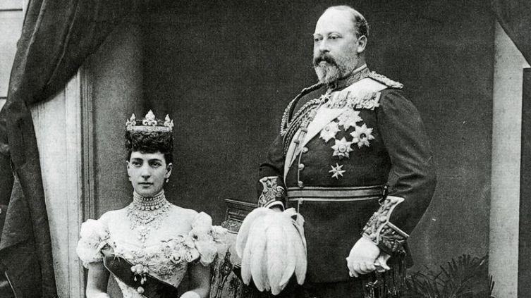 Александра и Эдуард