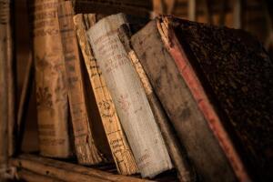 Продаются книги. Можно ли прошлое вложить в будущее? Часть 1