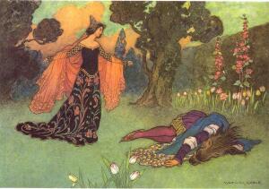 Где лежат истоки сюжета о Красавице и Чудовище?
