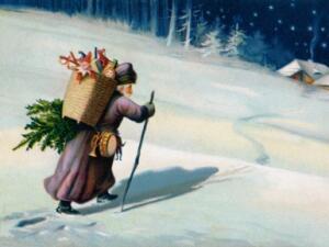С чего начинается праздник? С конкурса «Новогодний путеводитель от ШколыЖизни.ру»