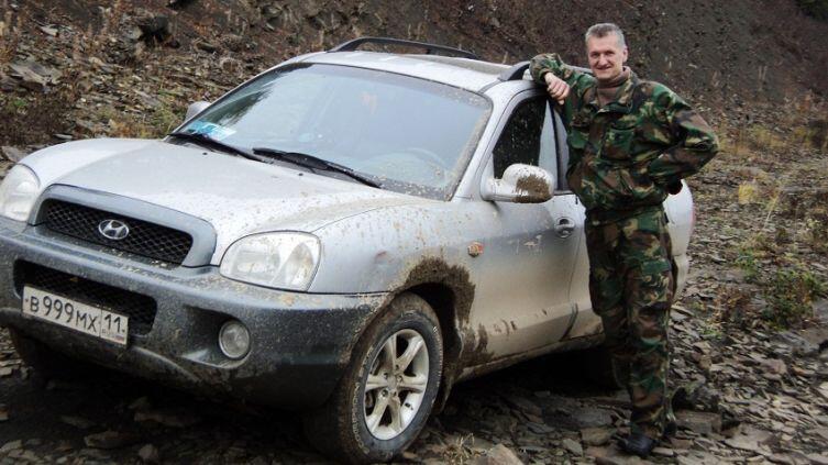 «Рассказчик». Весна 2011 г. На одном из правых притоков р. Печора