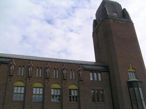 Архитектура Кангасниеми