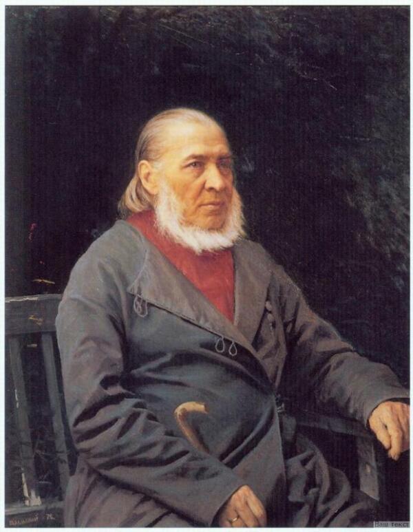 Т. С. Аксаков.