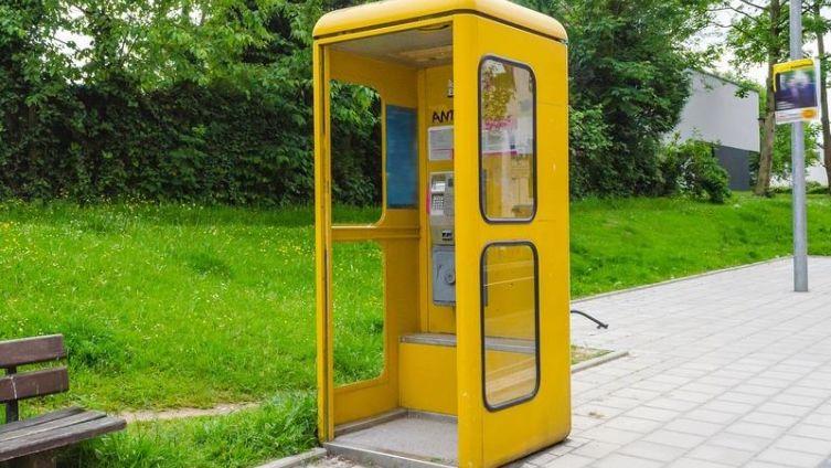 Как появились телефоны-автоматы?