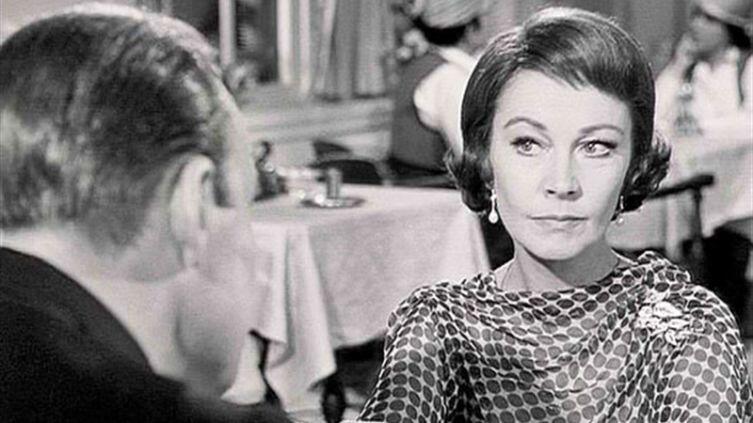 Вивьен в фильме «Корабль дураков», 1965 год