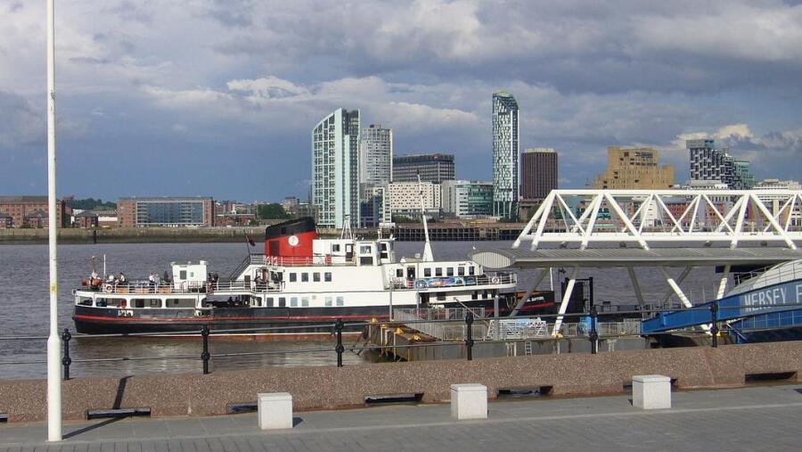 Паром «Ferry Mersey»