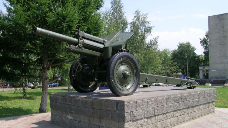 122-мм гаубица образца 1938 года (М-30)