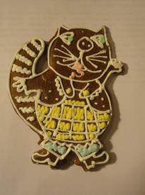 ...котиков, которые на праздник приходят, как правило, в сапогах