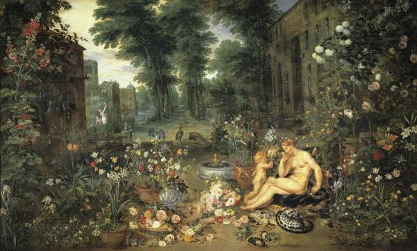 Ян Брейгель и Рубенс, «Обоняние». Как они это видели?