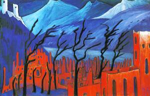 Как ученица реалиста Репина художница Марианна Верёвкина стала повитухой абстракции?