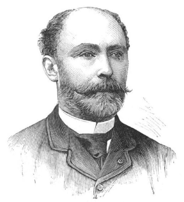 Жорж Патино (главный редактор журнала с 1885 по 1895 год)