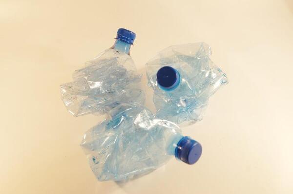 Как собирают пластиковые бутылки в Турции?