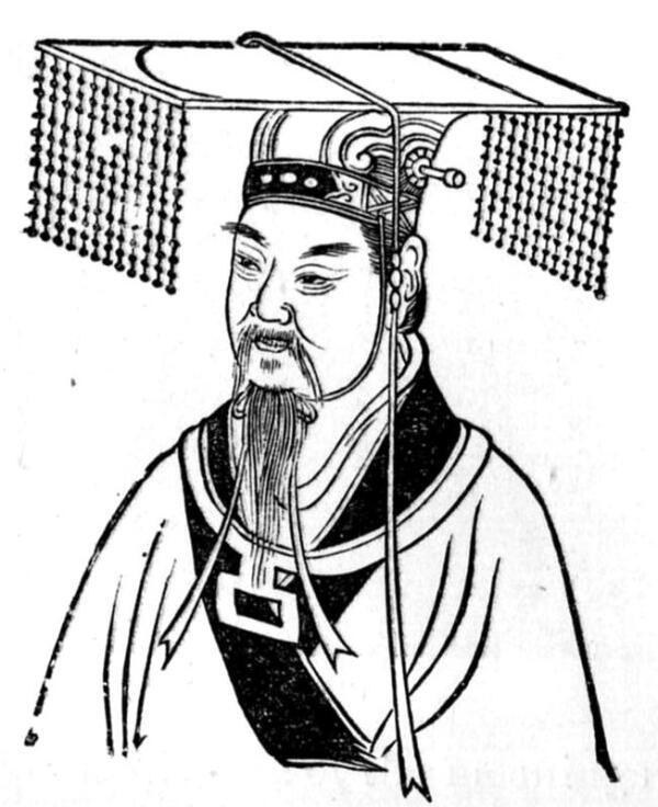Китайский император Хуан-ди