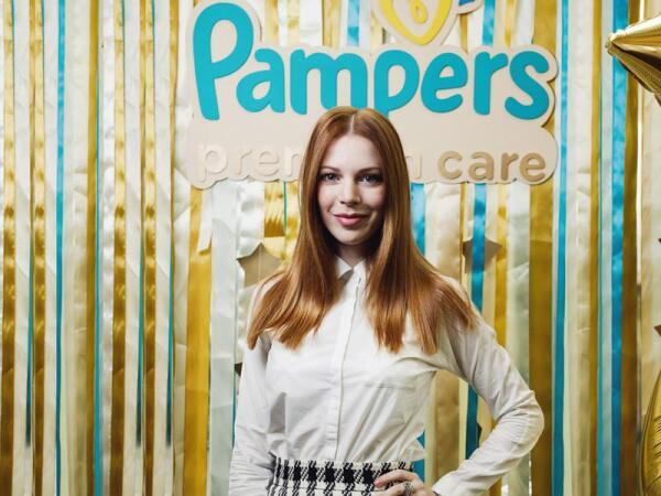 Что выбирают звездные мамы? Наталья Подольская объявила о своем сотрудничестве с брендом Pampers в России