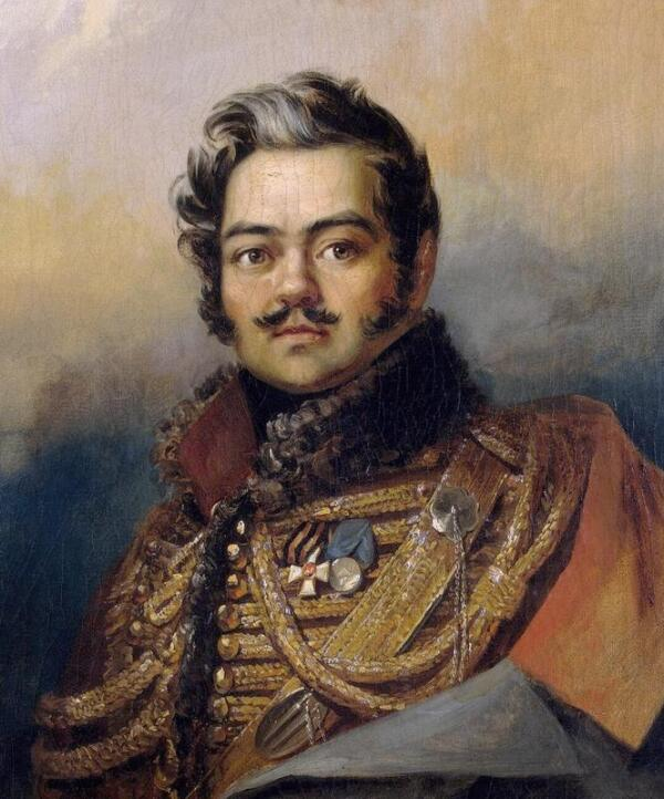 Гусар и поэт - Денис Давыдов.