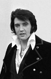 Элвис Пресли в 1970 году.