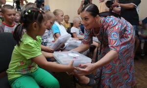 Проект «Мир без слез». Как можно помочь детям?
